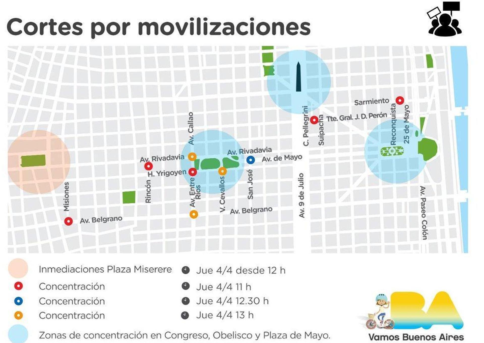 Foto: Secretaría de Transporte