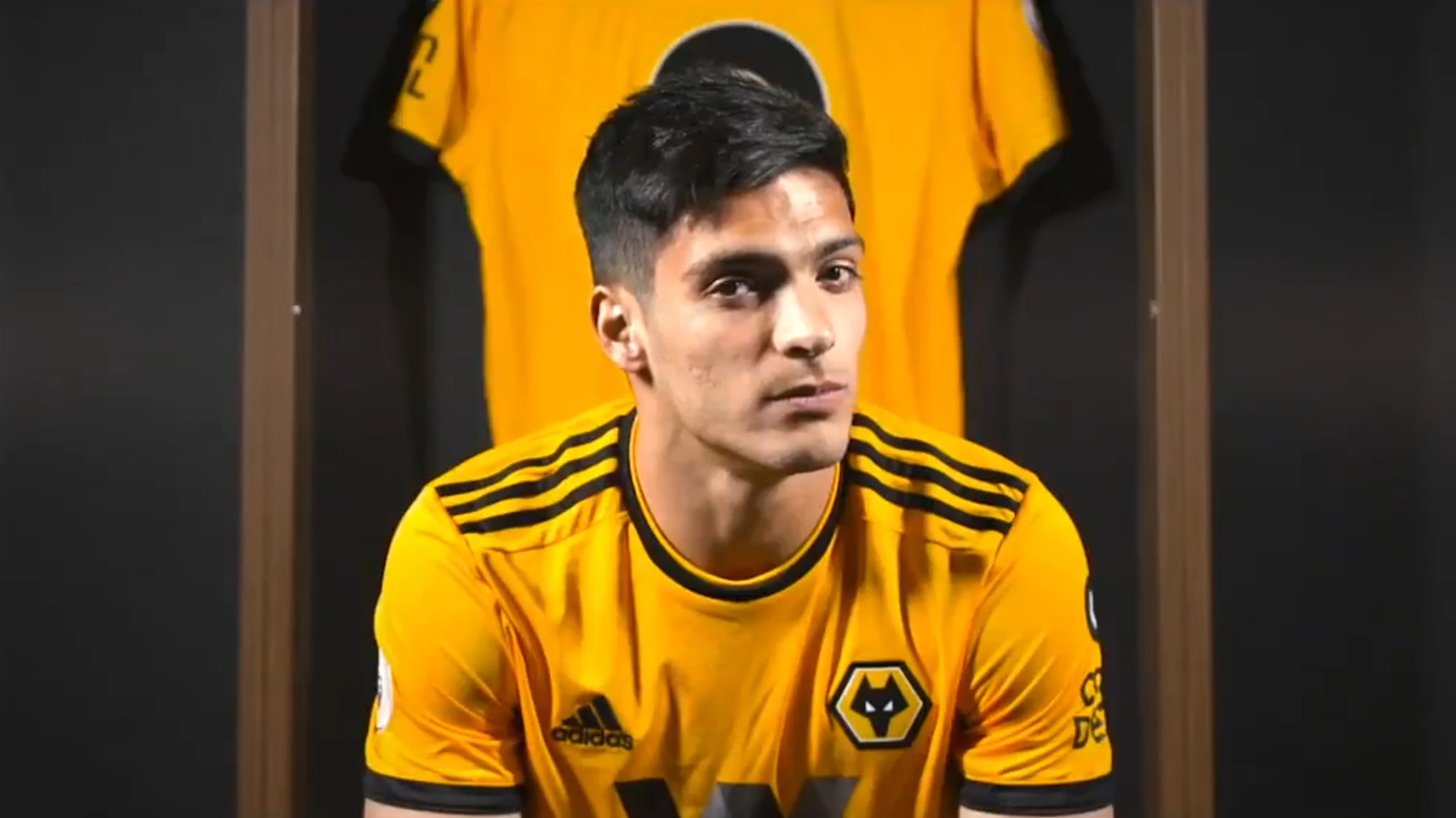 Jiménez, de 27 años, ha tenido su mejor temporada hasta ahora en el fútbol europeo (Foto: Twitter @Wolves)