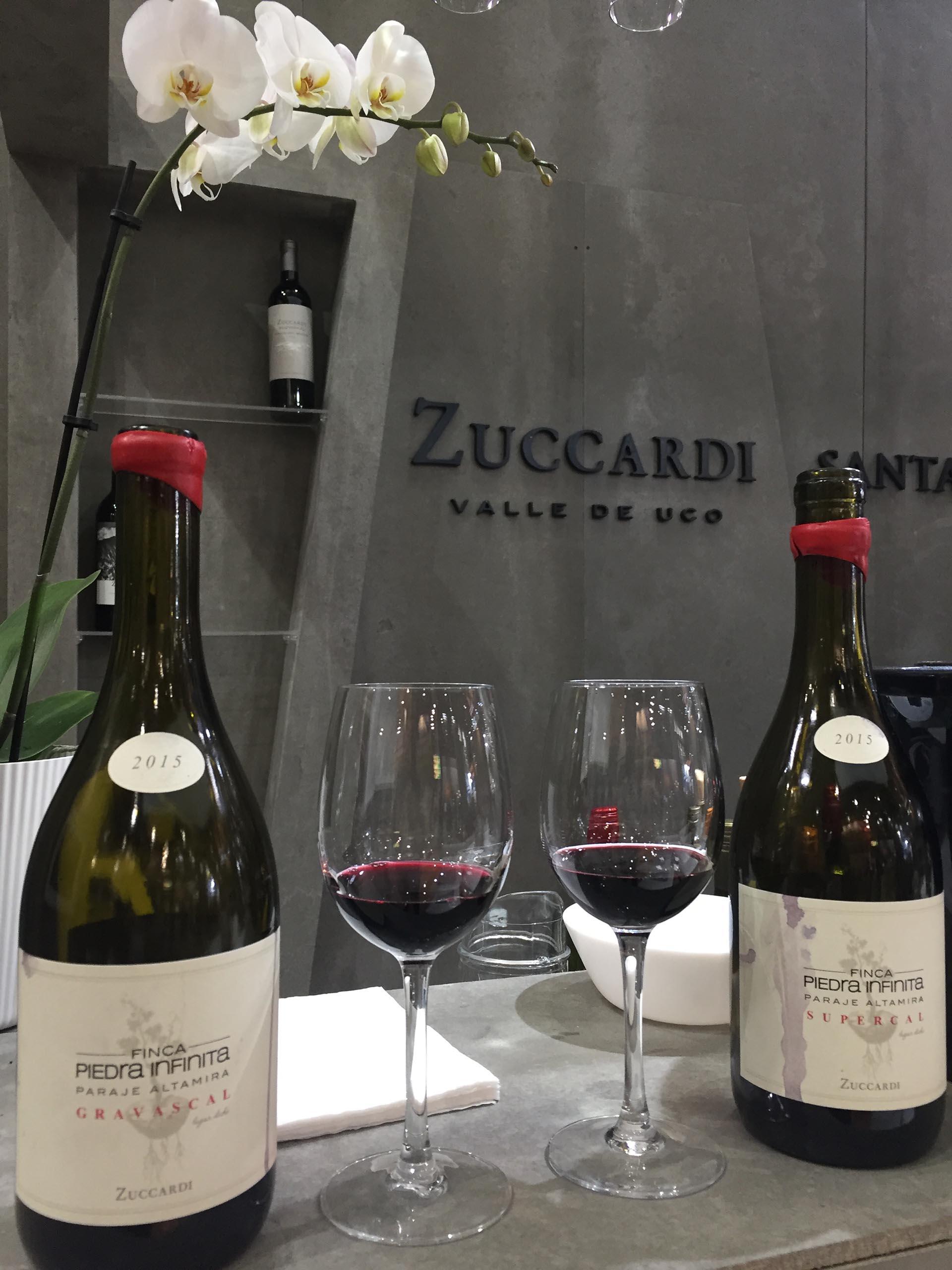 """""""Argentina tiene mucho por crecer, sigue siendo así, a pesar de la coyuntura difícil. Nunca estuvimos mejor en vinos, con calidad y claridad en donde posicionarnos"""", dijo José Alberto Zuccardi."""