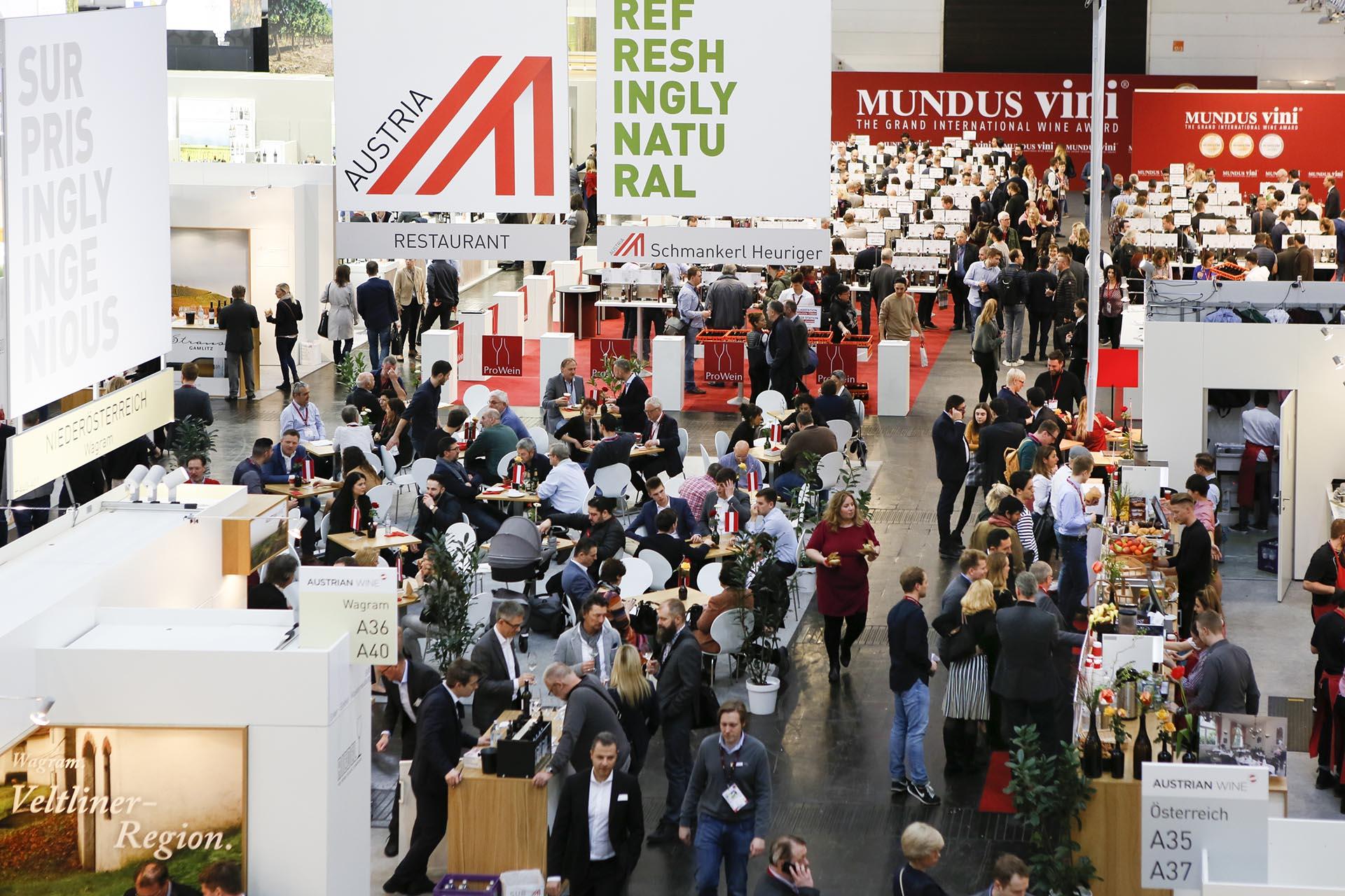 Participaron más de 6.900 expositores de 64 países, y 61.500 visitantes del trade mundial representando a 142 países