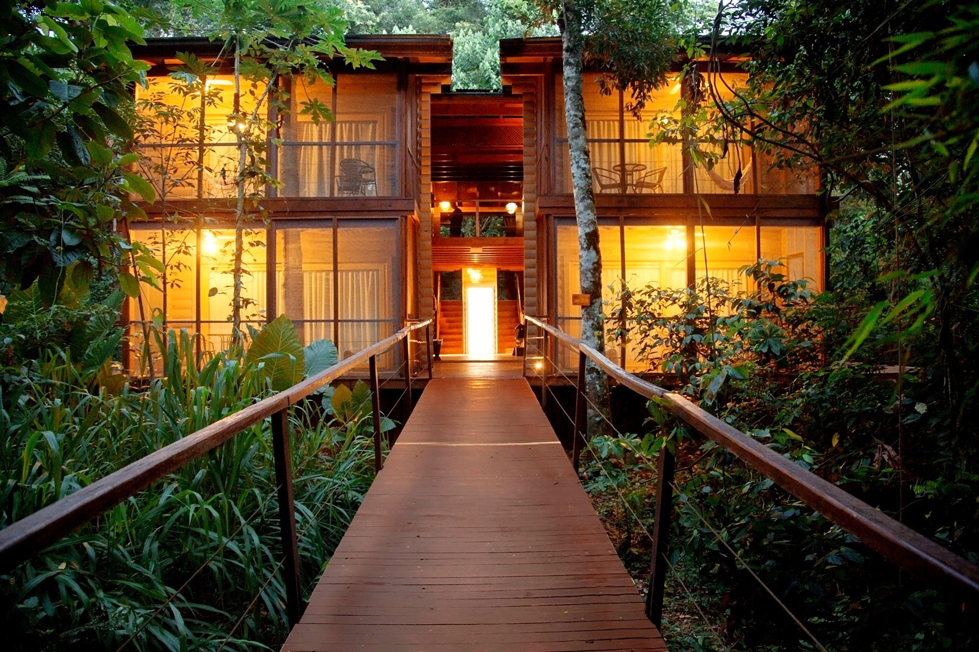 Las claves para descubrir un destino único en el corazón de la selva misionera y sumergirse en un paisaje verde infinito para celebrar la naturaleza en estado puro (La Cantera Lodge de Selva by DON)