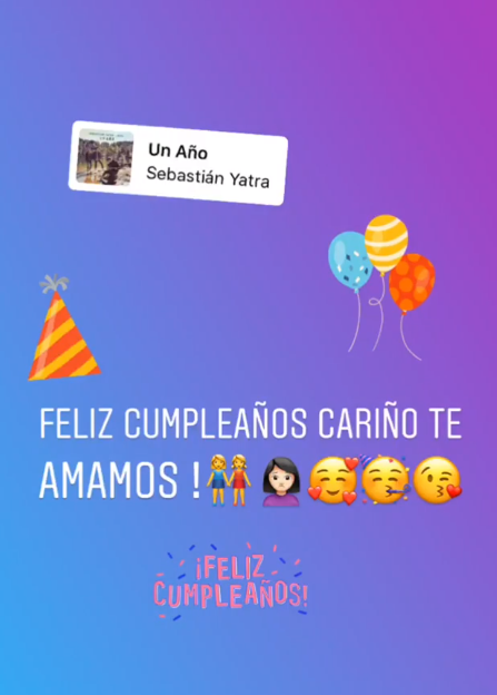 Emma Coronel felicitó a su marido vía Instagram (Crédito: therealemmacoronel)
