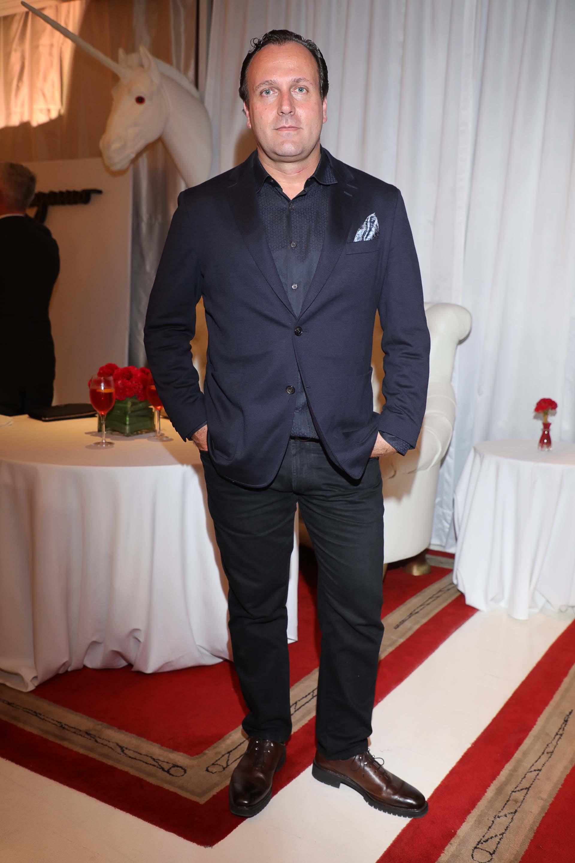 Rodrigo Masseratti, director comercial Ferragamo Sudamérica