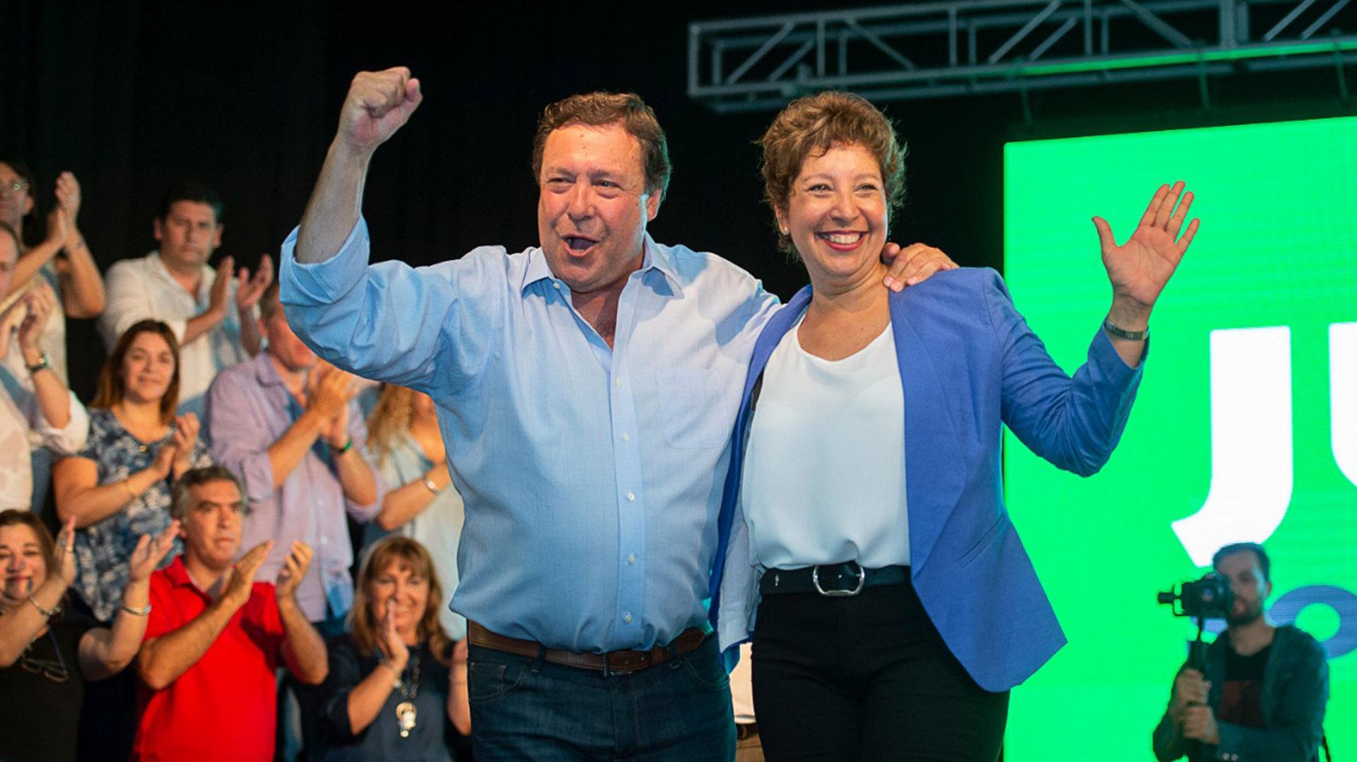 El gobernador de Río Negro respaldó la candidatura de Carreras