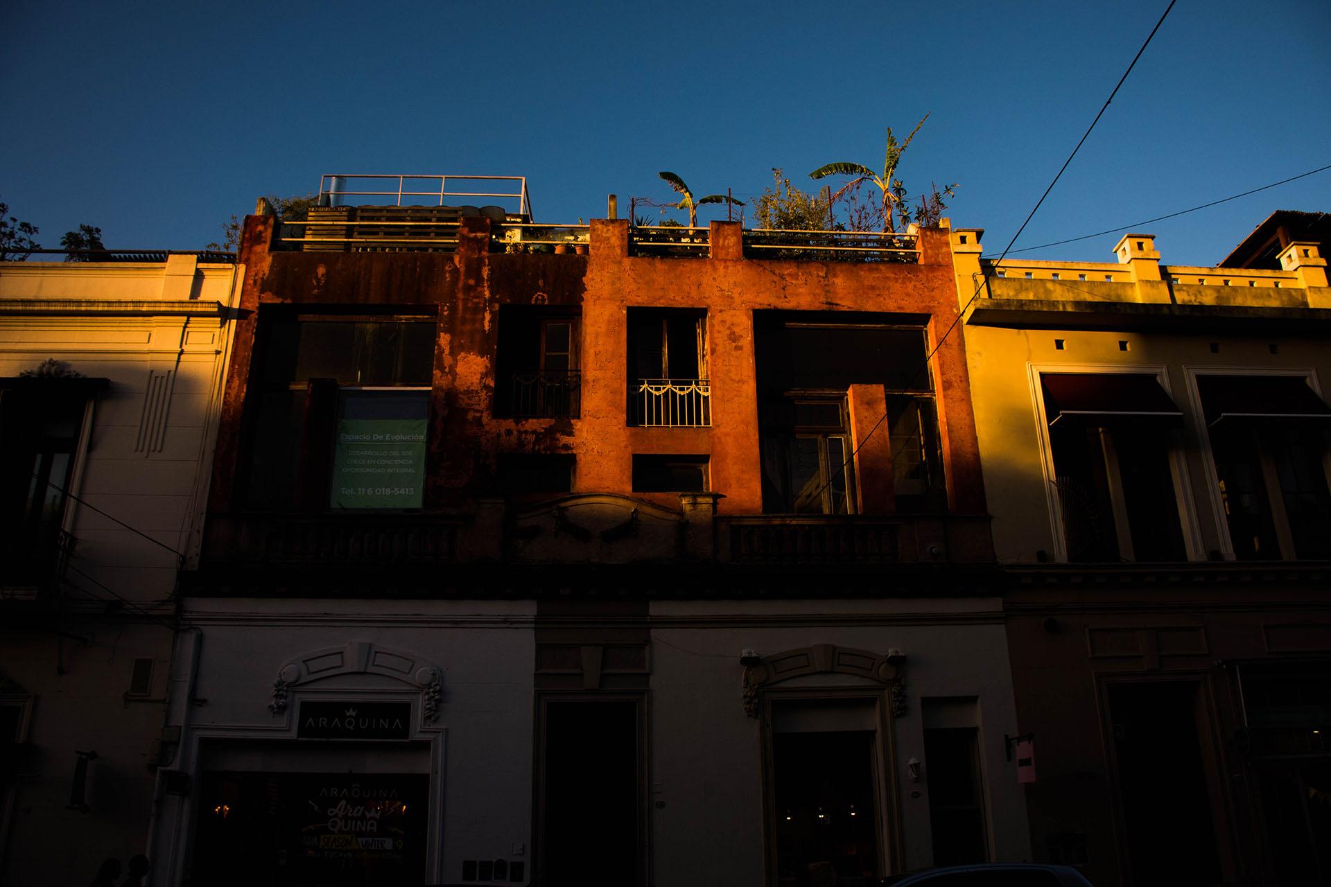 Las casas bajas, otro clásico de Palermo
