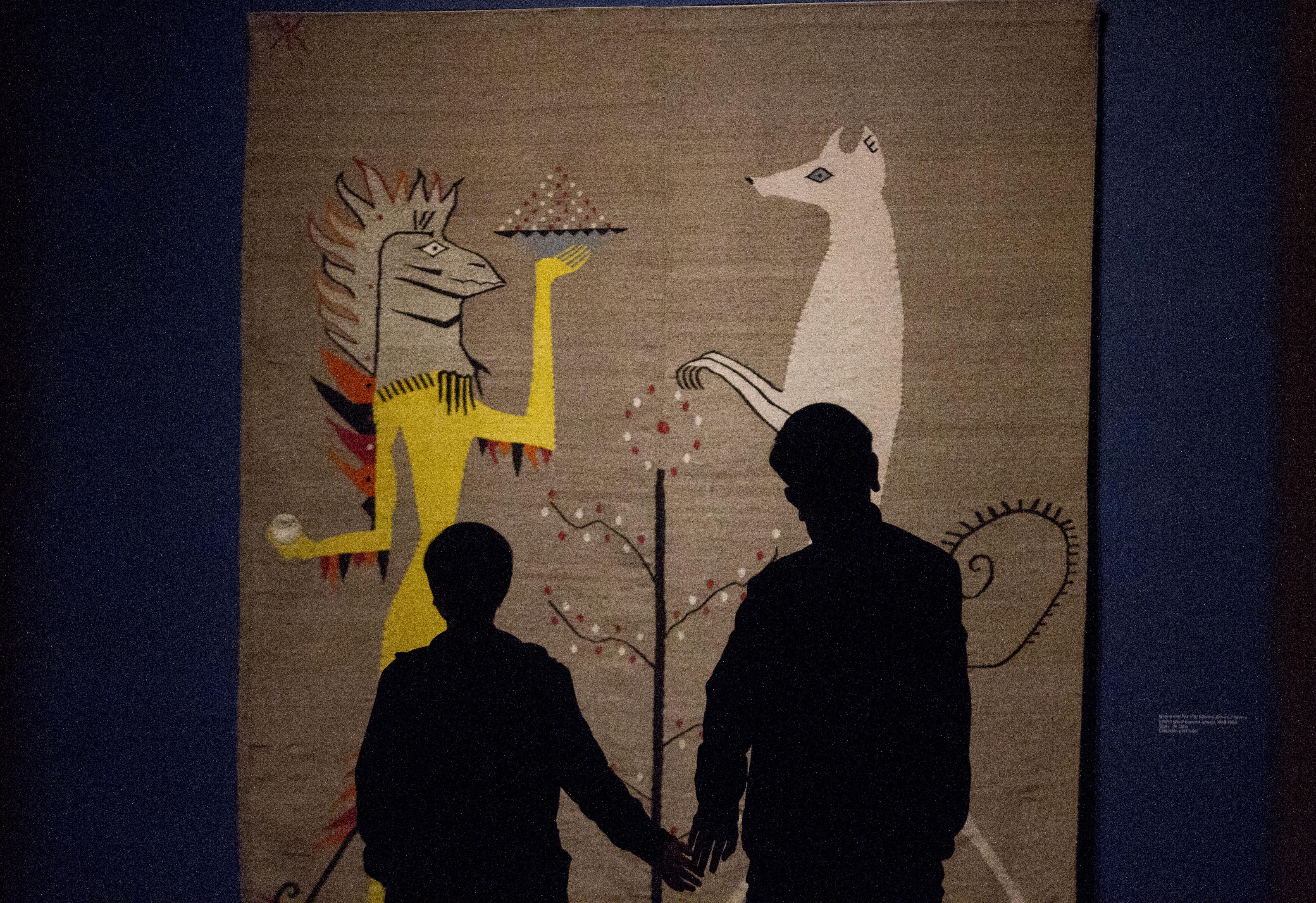 Su primera exposición fue en una tienda de muebles de Claire Decor, en Zona Rosa. (Foto: Cuartoscuro)