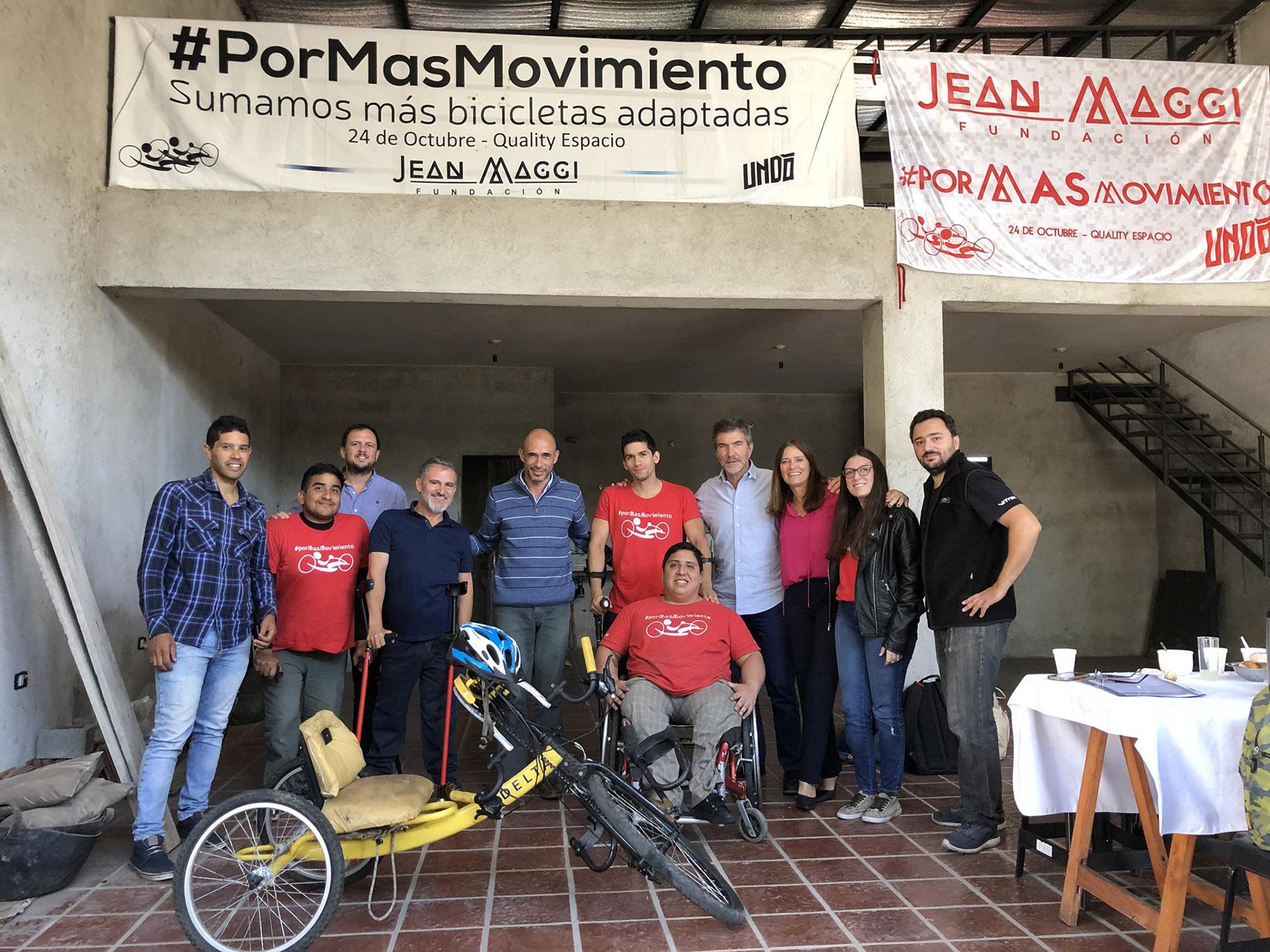 En la ciudad de Córdoba se llevará adelante el proyecto de una fábrica que contrate solo a personas con discapacidad