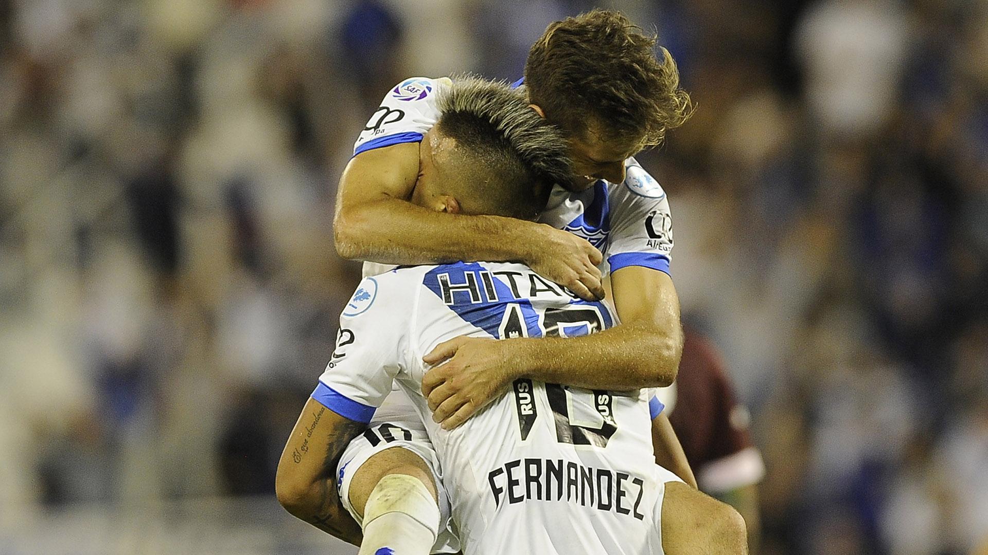 Vélez clasificó a los octavos de final de la Copa de la Superliga (FotoBaires)