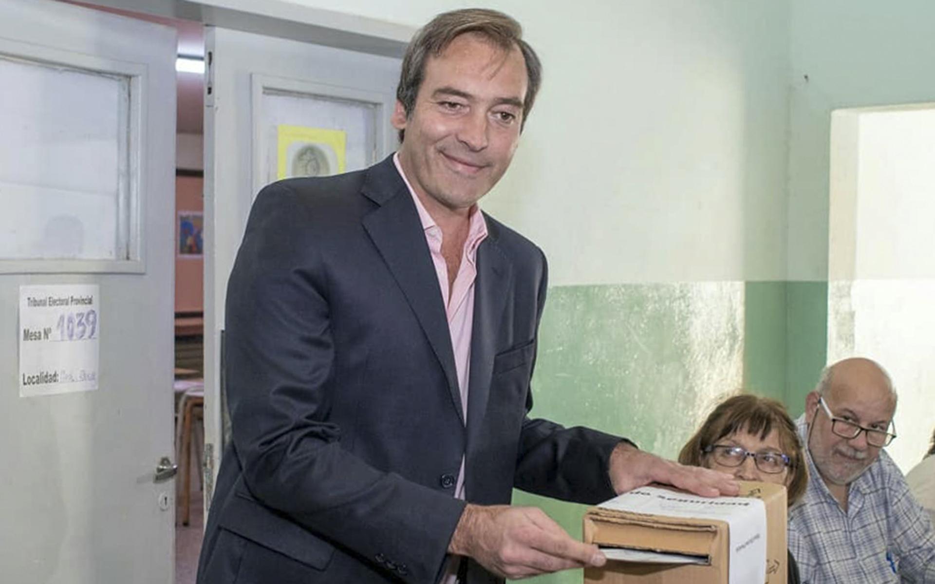 Martín Soria, el candidato del kirchnerismo que perdió en Río Negro