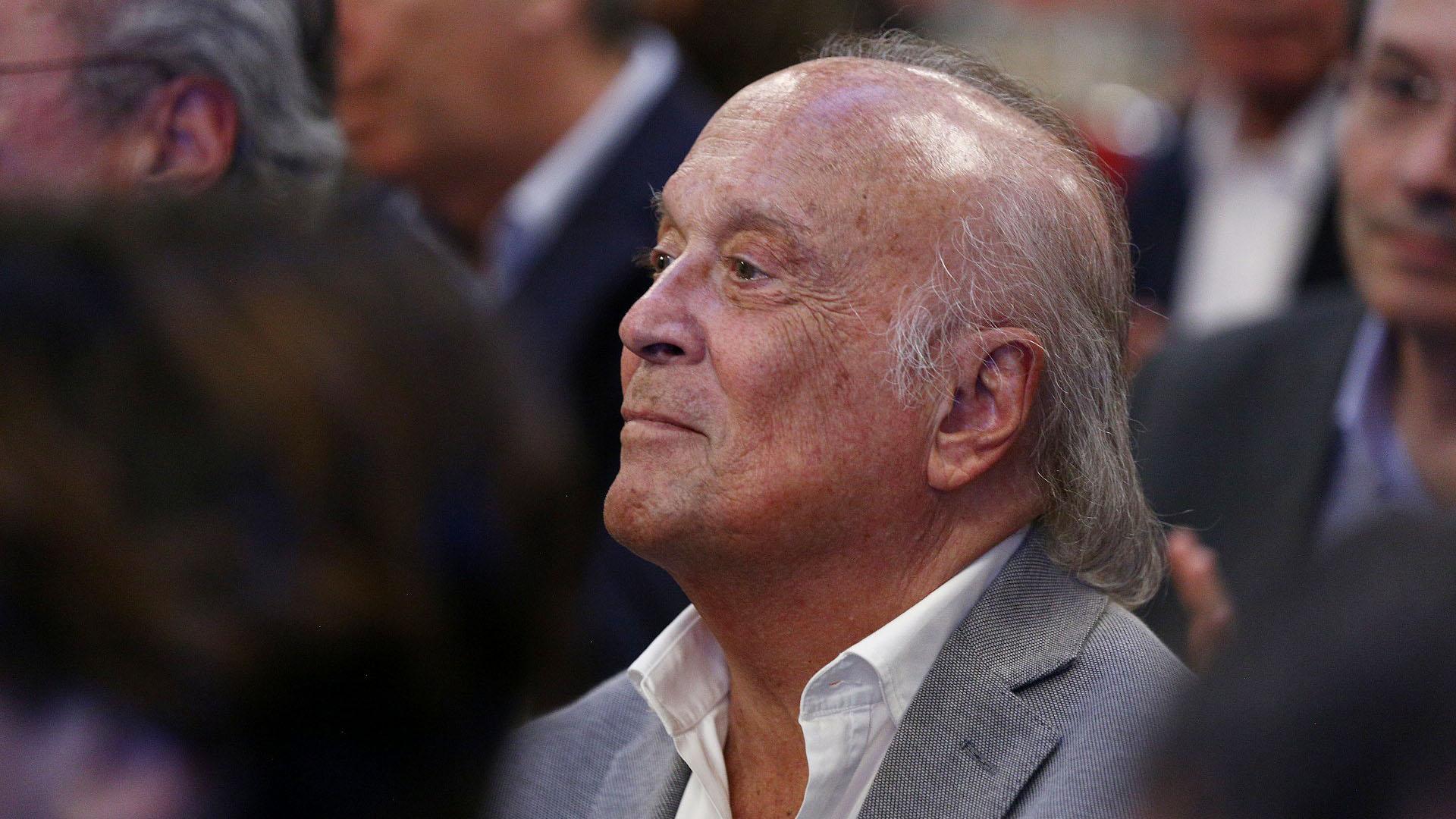 El productor Héctor Cavallero