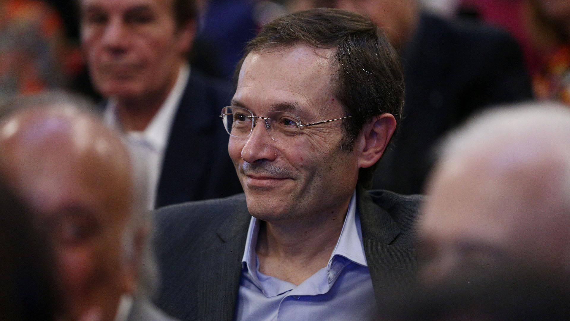 El ex legislador Gustavo Béliz