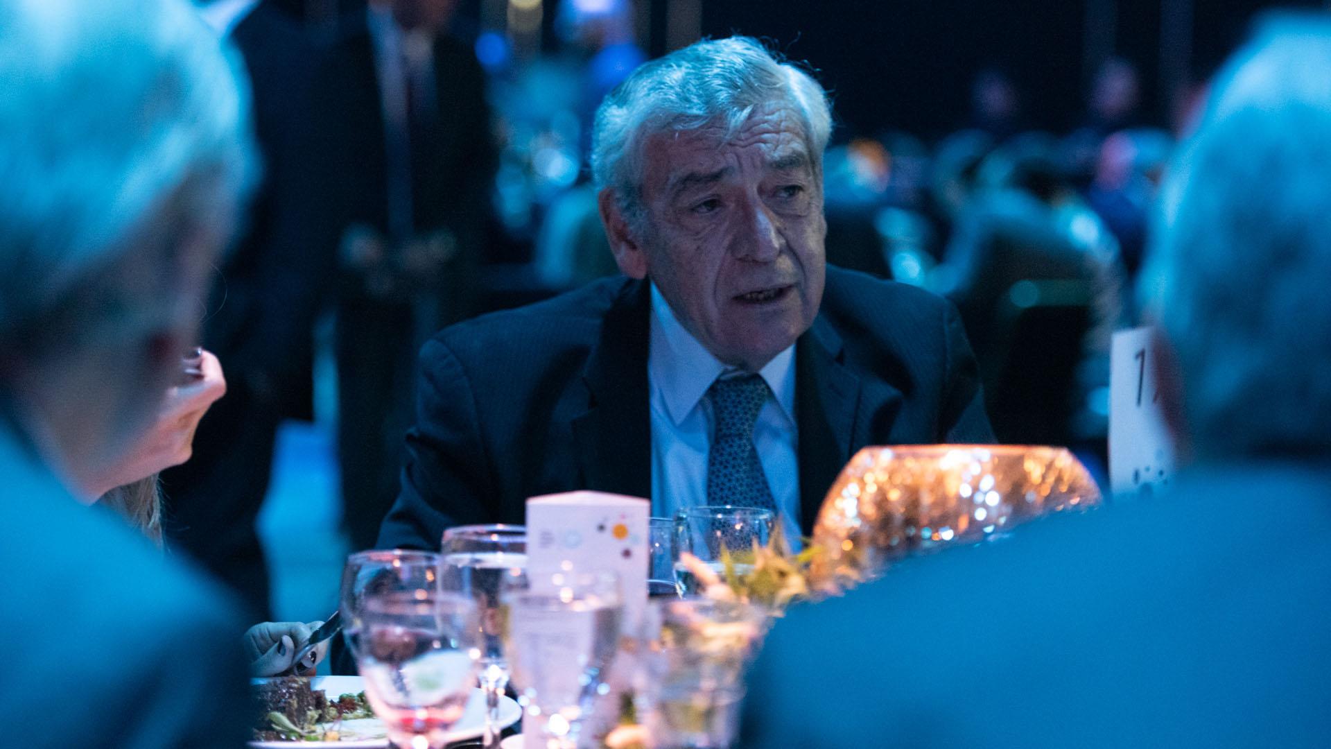 El embajador argentino en Chile, José Octavio Bordón
