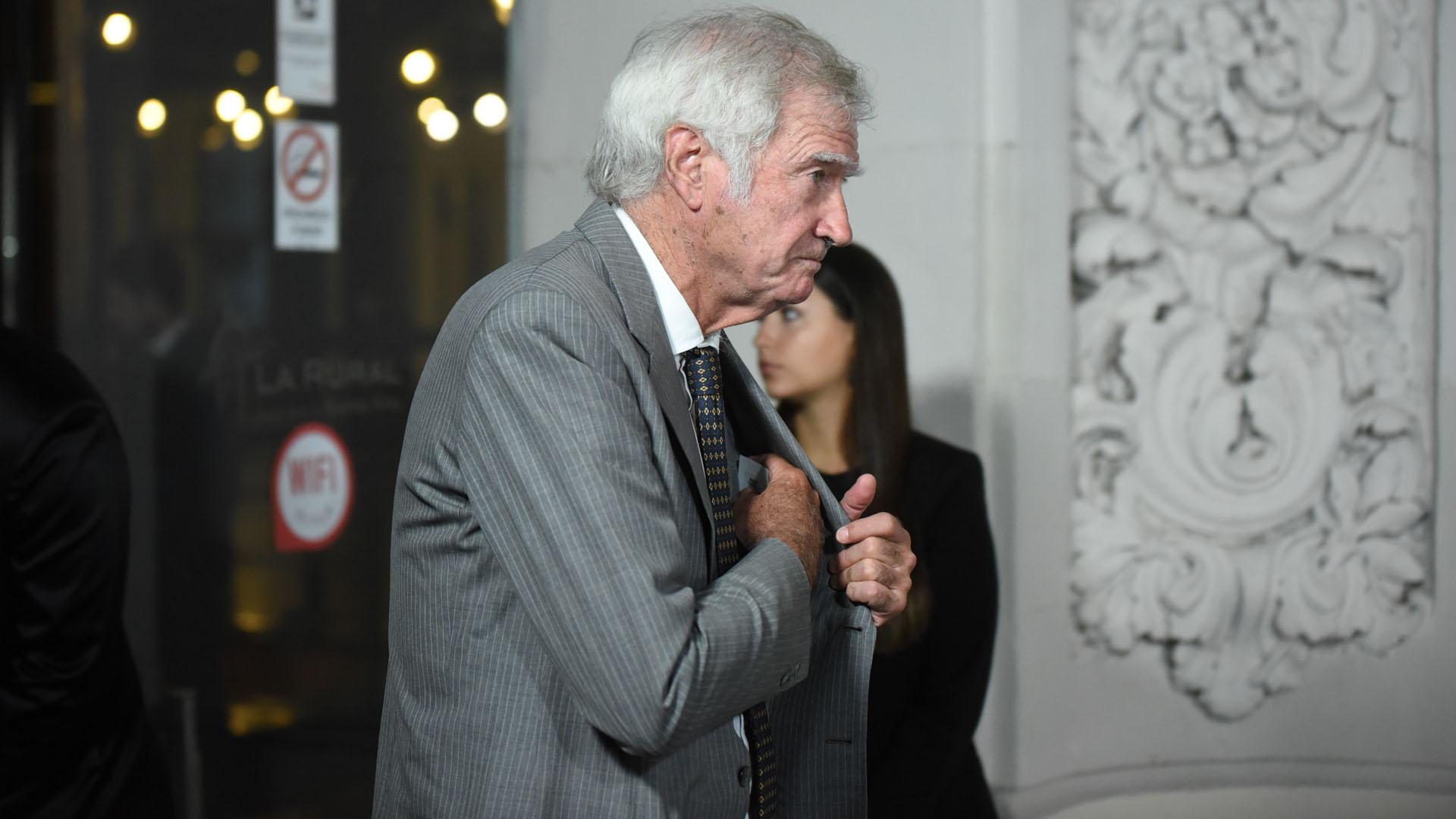 Eduardo Escasany, accionista de Banco Galicia