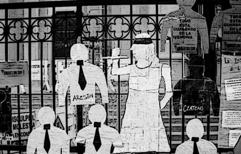 La Noche de las Corbatas fue el operativo represivo más importante que se realizó en Mar del Plata.