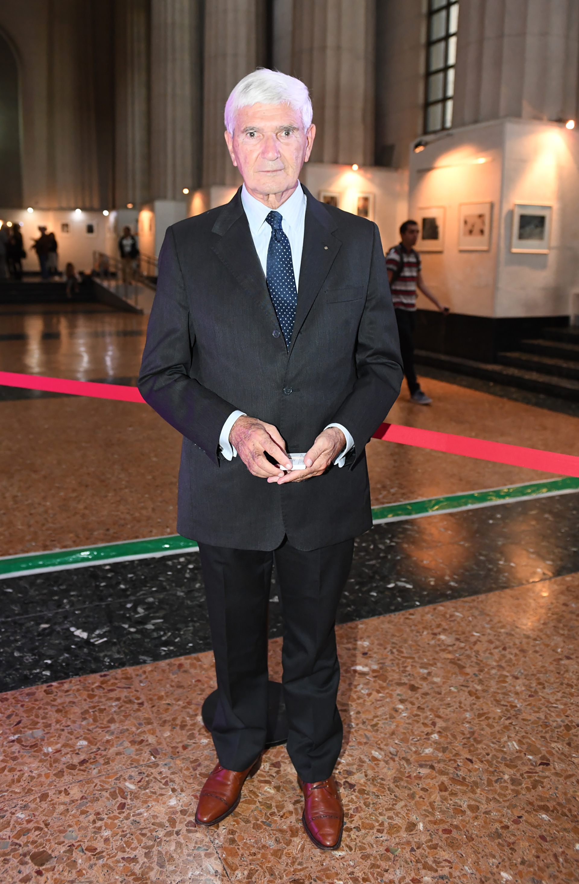 Elías Hurtado Hoyo, presidente de honor de asociación médica argentina