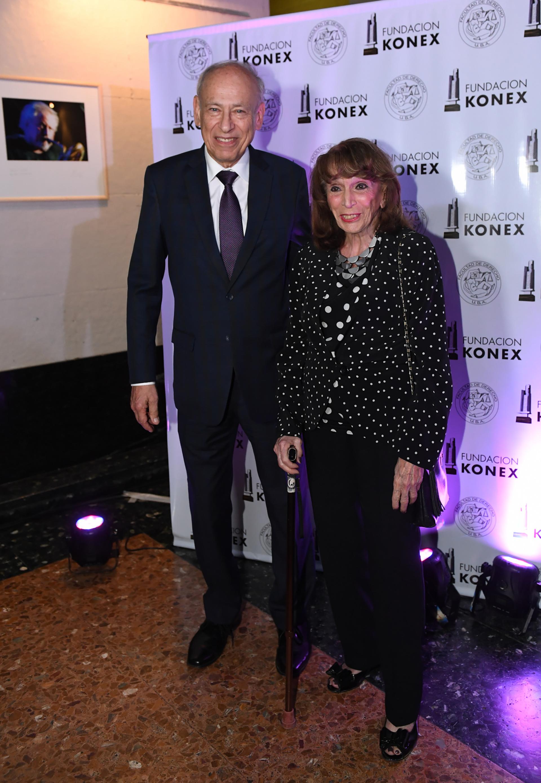 Luis Osvejevich y Magdalena Ruiz Guinazú