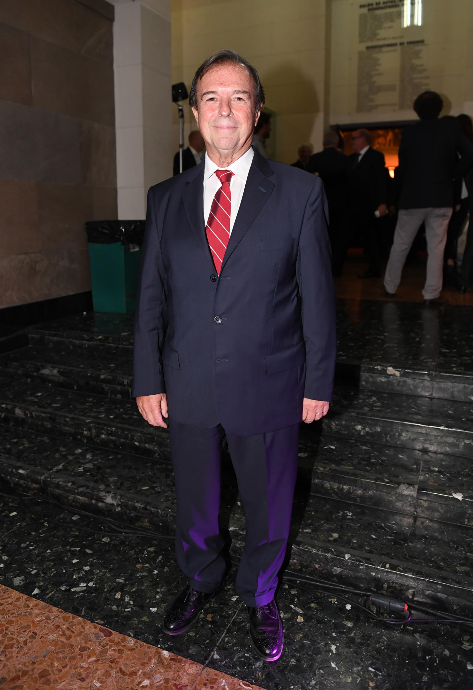 Marcelo Gebhardt, vicedecano de la Facultad de Derecho