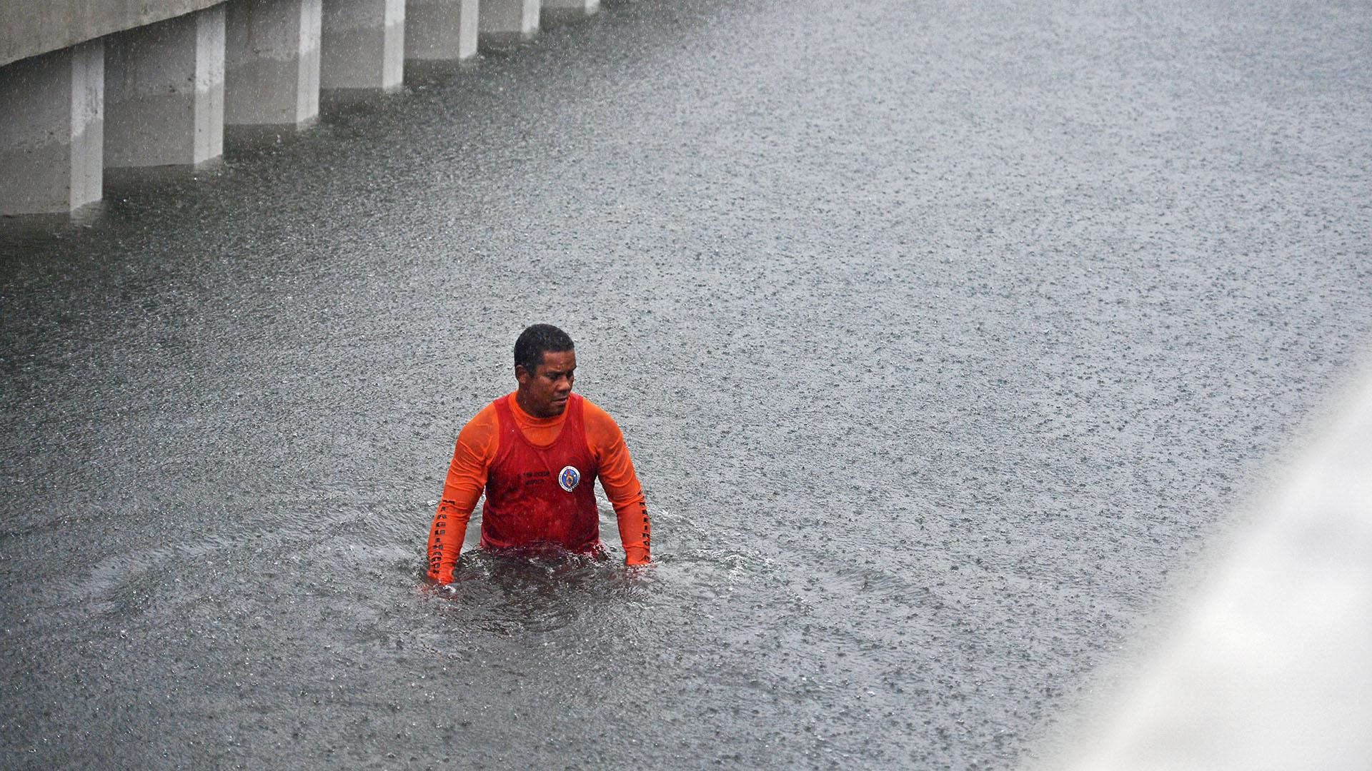 (CARL DE SOUZA / AFP)