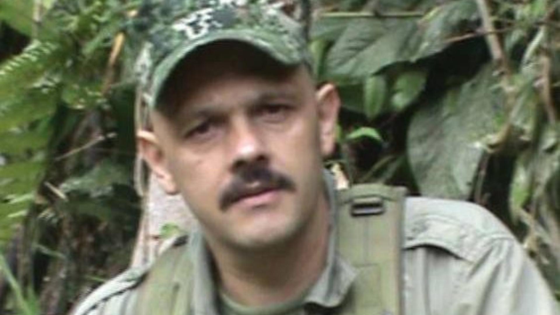 "Hernán Darío Velásquez, alias ""El Paisa""."
