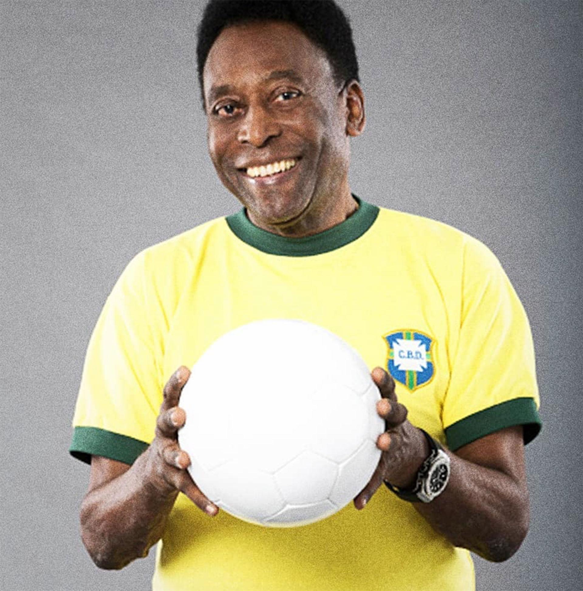 La salud de Edson Arantes do Nascimento, conocido mundialmente como Pelé, único jugador que ganó tres Mundiales, ha preocupado en los últimos años. (Foto: Instagram)