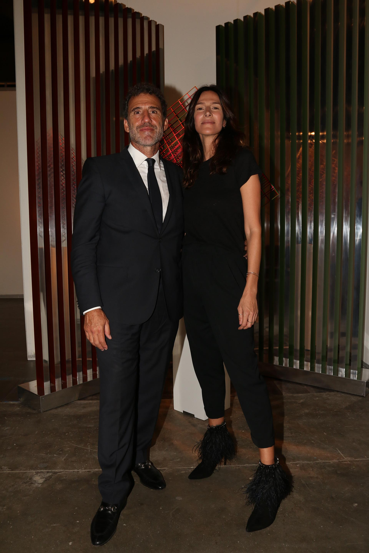 Horacio Pueyrredon y Dolores Trull