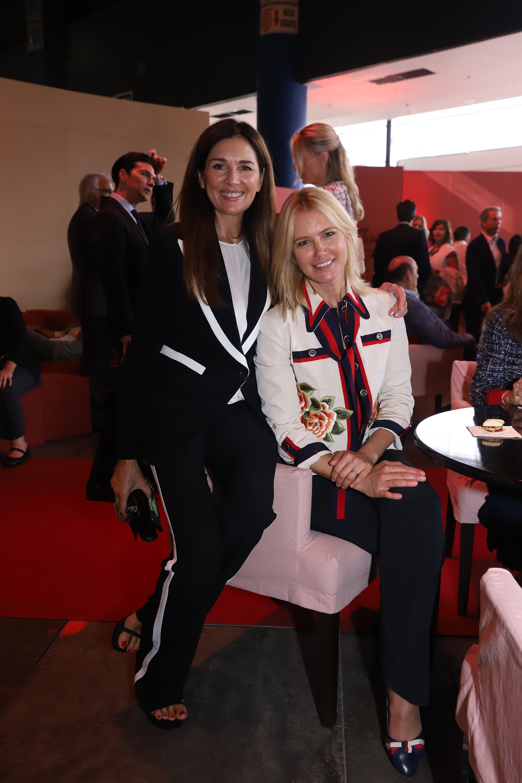 Andrea Frigerio y Valeria Mazza
