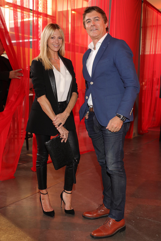 Claudia Fontan y Gabriel Corrado