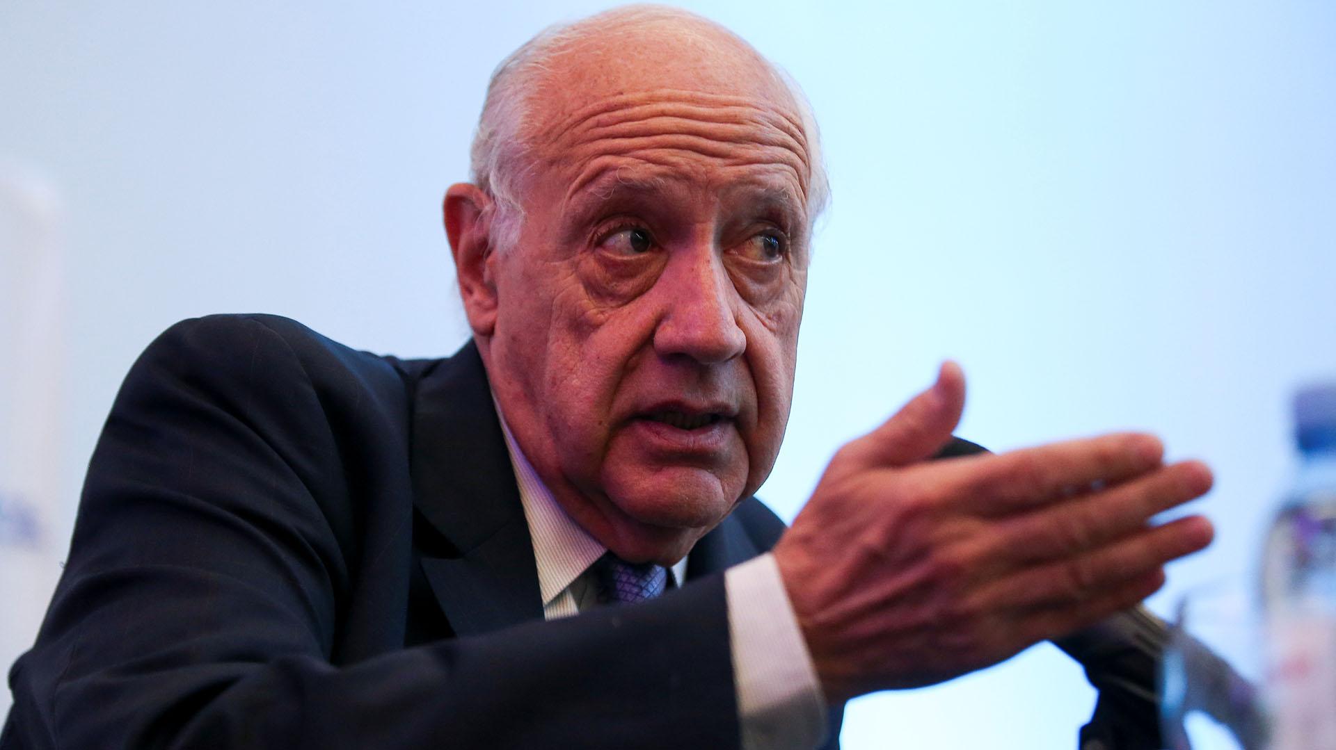 Roberto Lavagna no aceptó la carta de intención planteada por el gobierno nacional