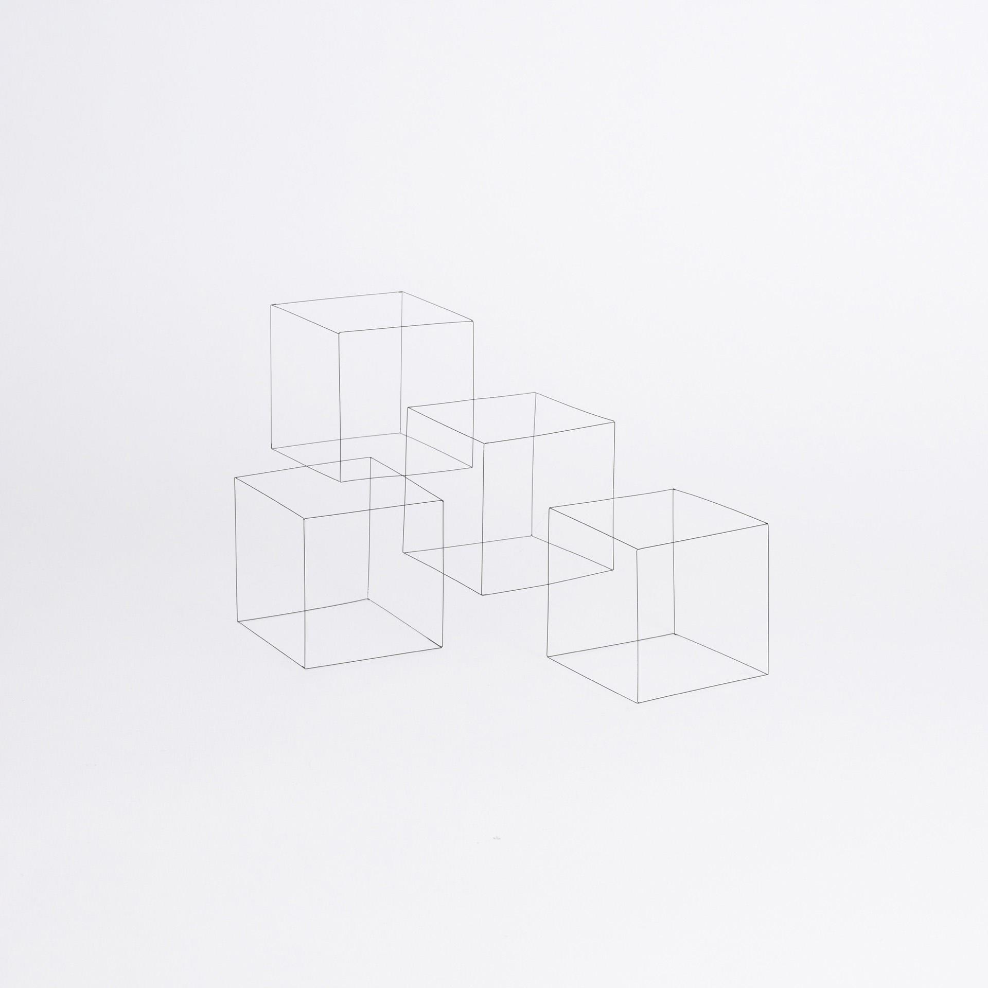 3º premio, Objetos dimensionales 2.5.