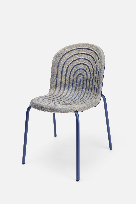 2º premio, la silla Halo.