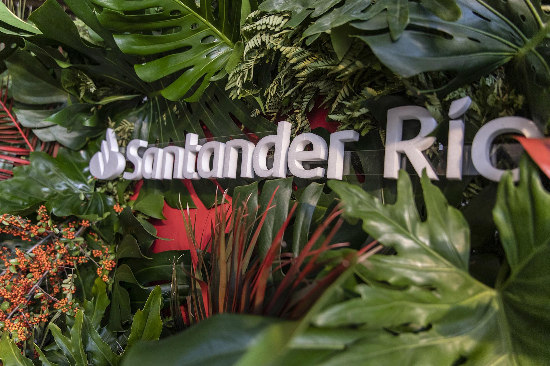 Santander Río celebró el primer año como main sponsor de arteBA y ratificó el compromiso con la cultura y el arte.