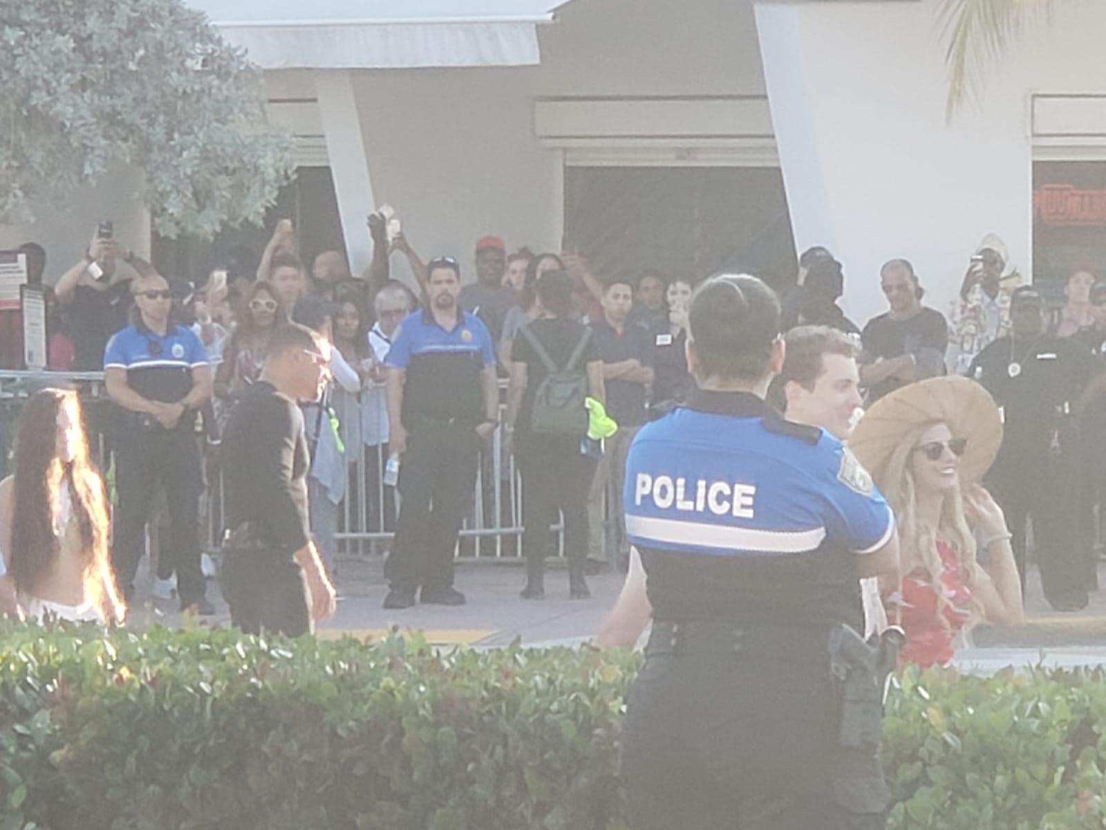 """Will Smith rodó enSouth Beach escenas de la tercera parte de Bad Boys, """"Dos policías rebeldes 3"""". (Foto: Opy Morales)"""