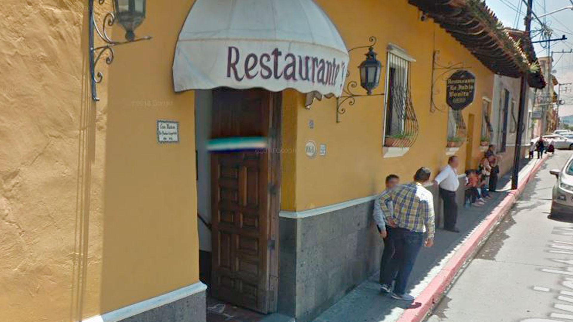 Un restaurante en Cuernavaca recuerda el amorío imperial (Foto: GoogleMaps)