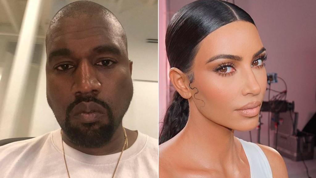 """Kanye West y Kim Kardashian son considerados una """"pareja de poder"""" en Estados Unidos, ya que ambos tienen una carrera exitosa (Foto: Instagram)"""