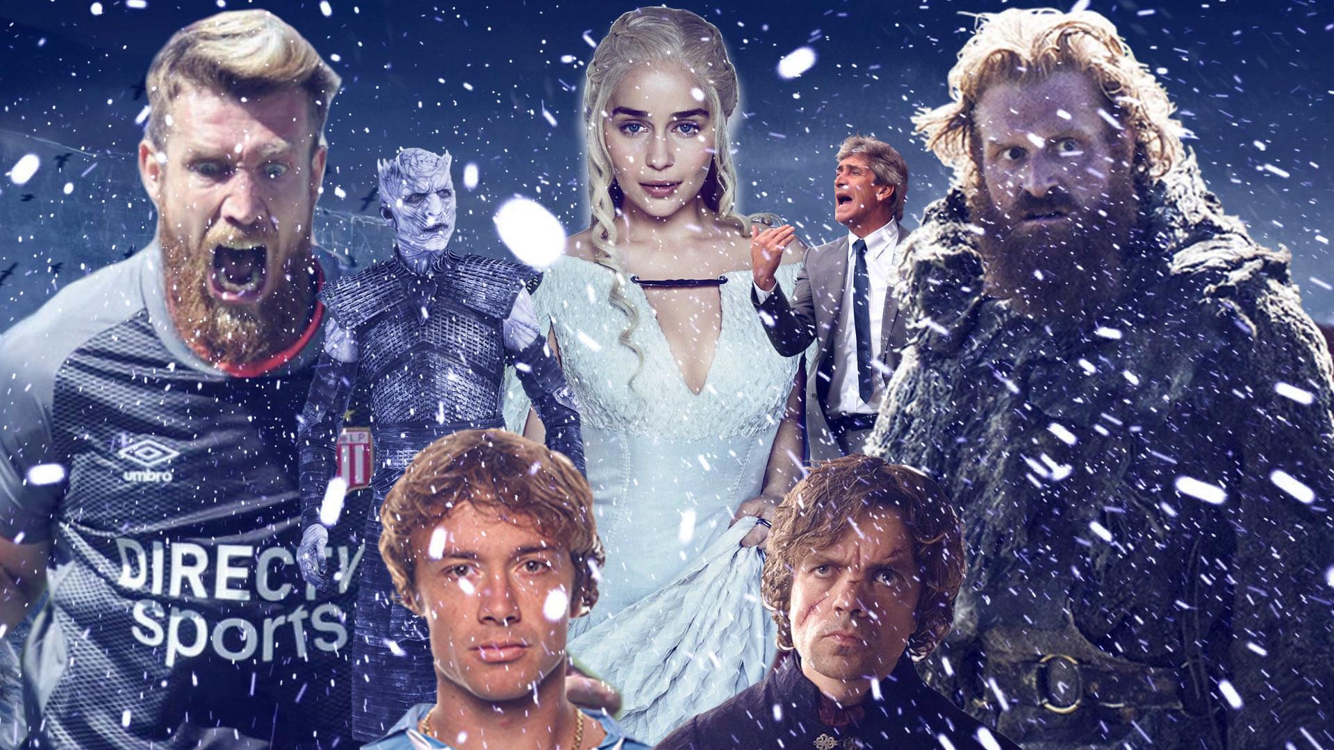 """Los 11 parecidos de """"Game of Thrones"""" con el mundo del fútbol: segunda parte"""