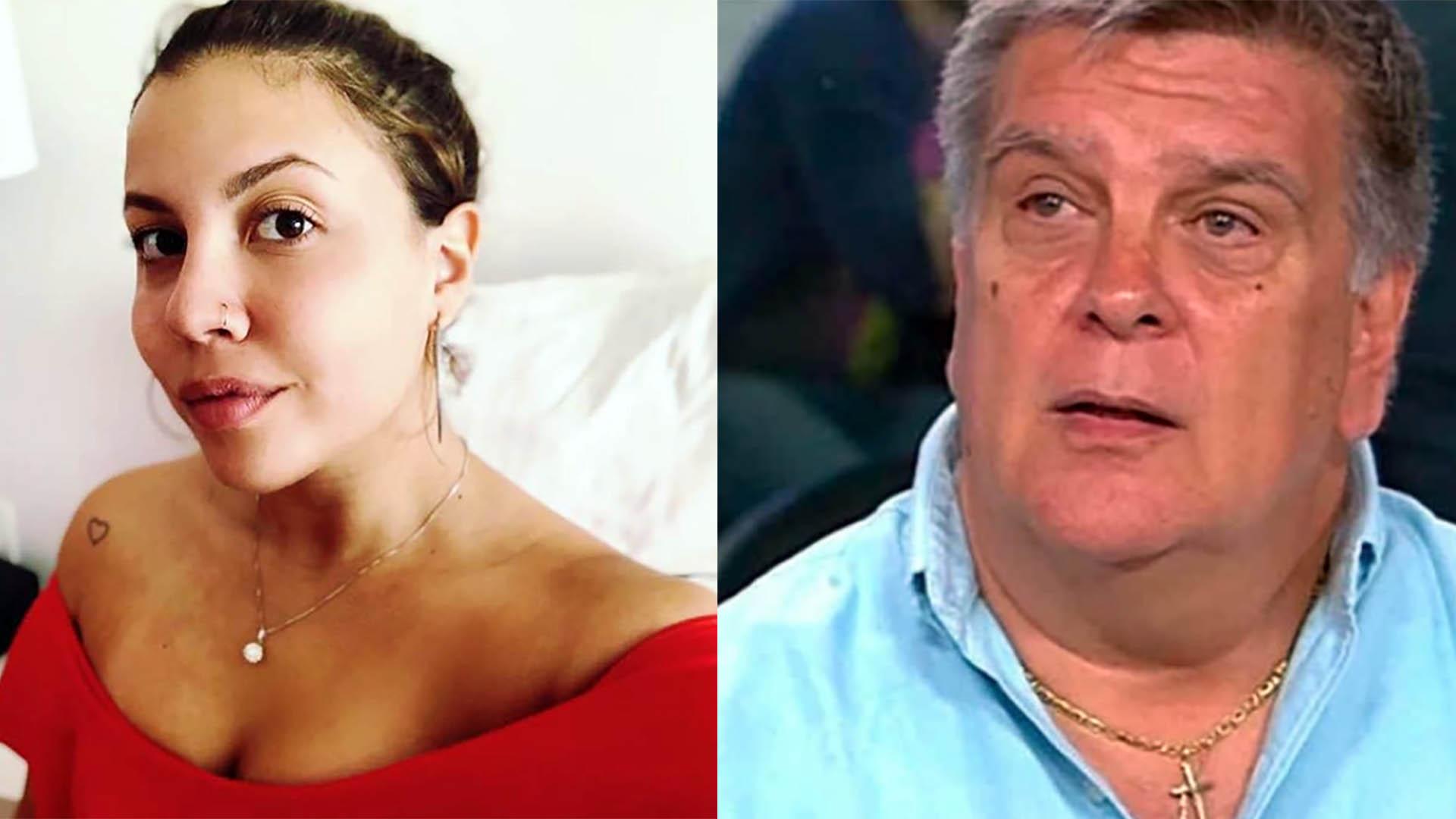 Antonella Jaitt y Luis Ventura
