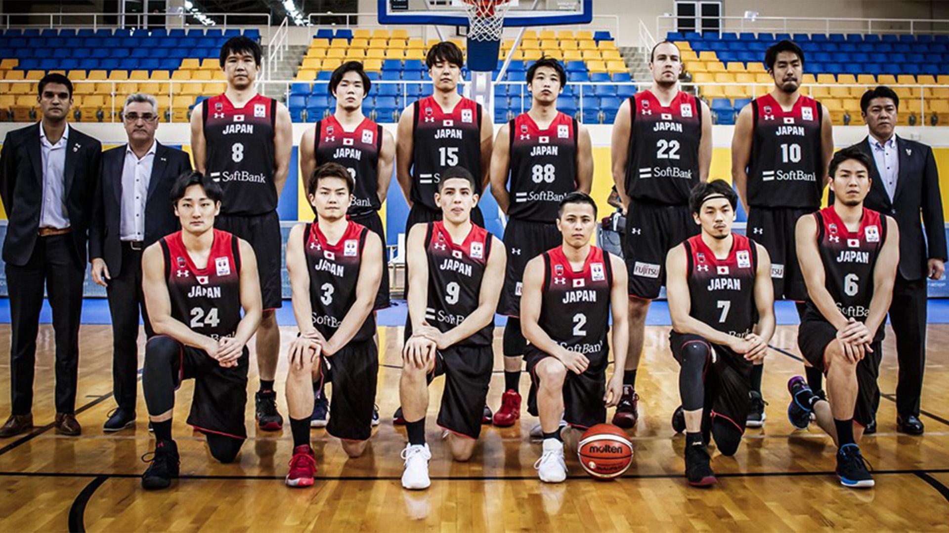 La selección japonesa de básquet se clasificó a un mundial después de 21 años (Foto: FIBA)