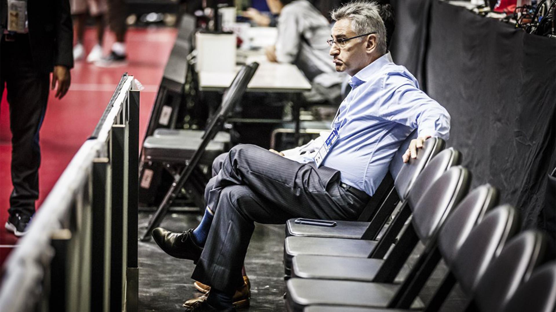 Mundial de China 2019, Juegos Olímpicos de Tokio 2020 y Mundial 2023, los objetivos de Lamas en la selección japonesa de básquet (FIBA)