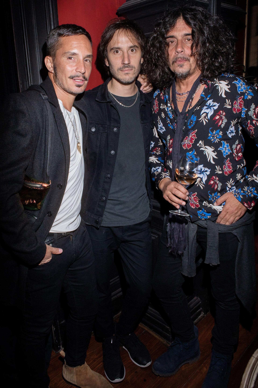 Emmanuel Horvilleur, Diego Romero y Zorrito von Quintiero
