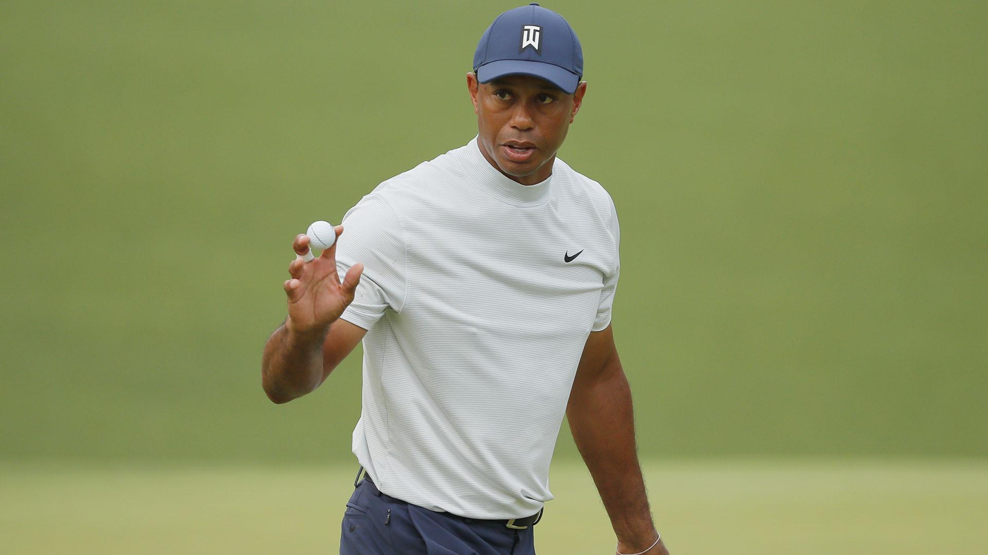 Tiger Woods tiene la posibilidad de participar en los Juegos Olímpicos (Foto:REUTERS/Brian Snyder)