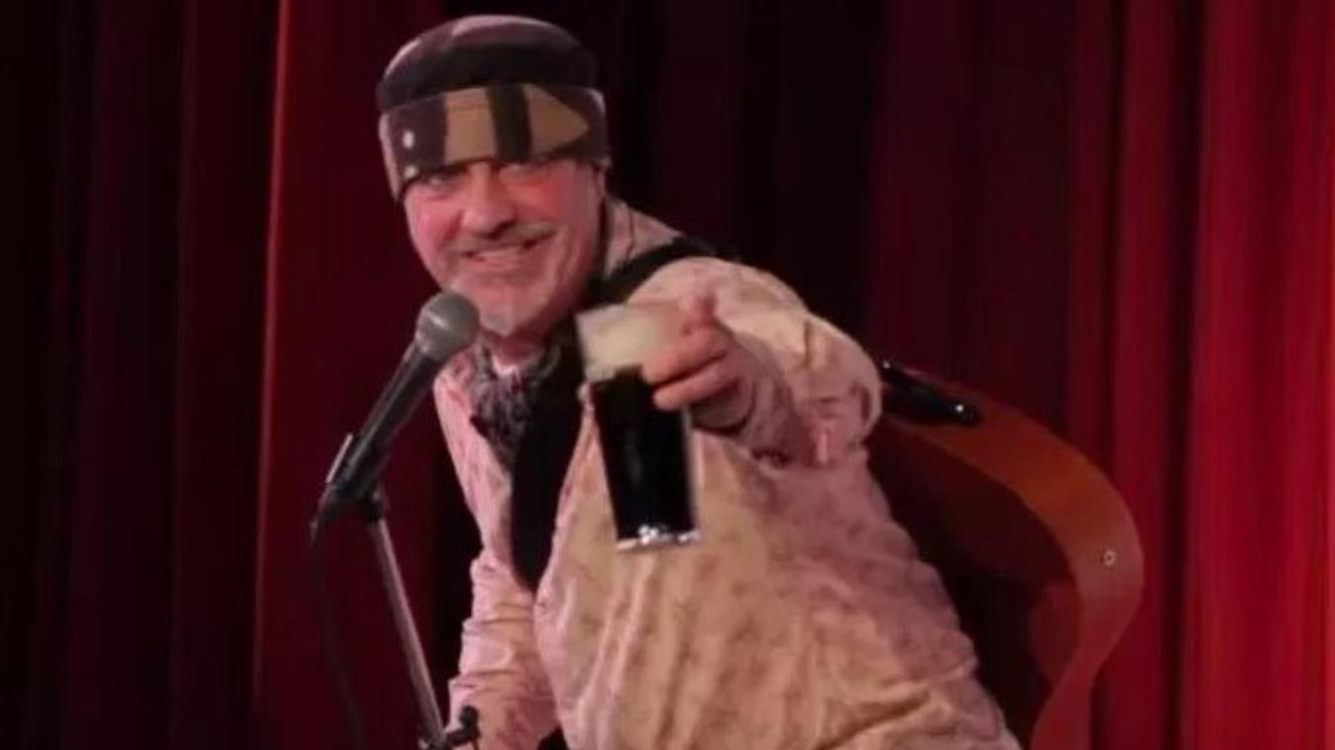 Ian Cognito murió a los 60 años de edad durante un show en Oxford (Foto: Captura Yotube – Incognito 11)