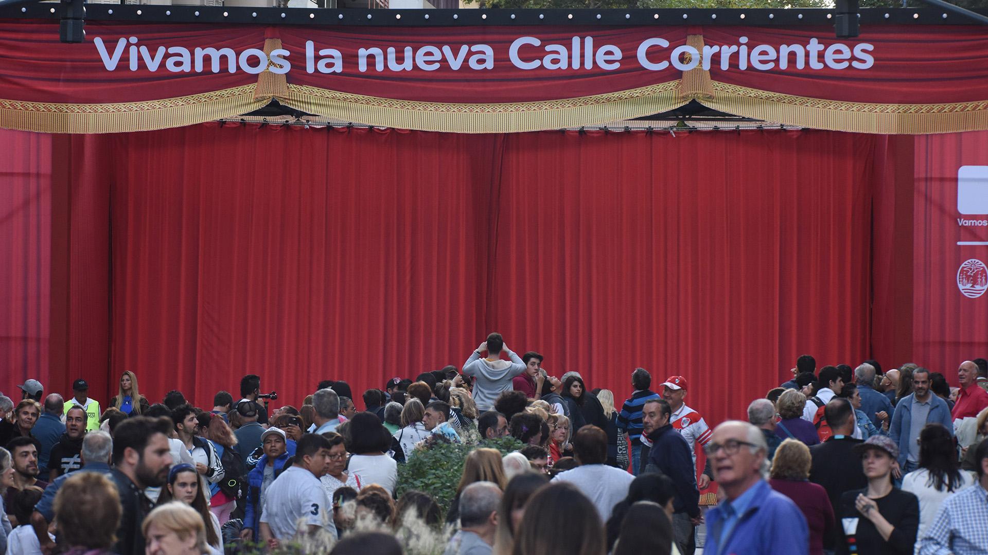 Más de 1000 artistas participaron del evento