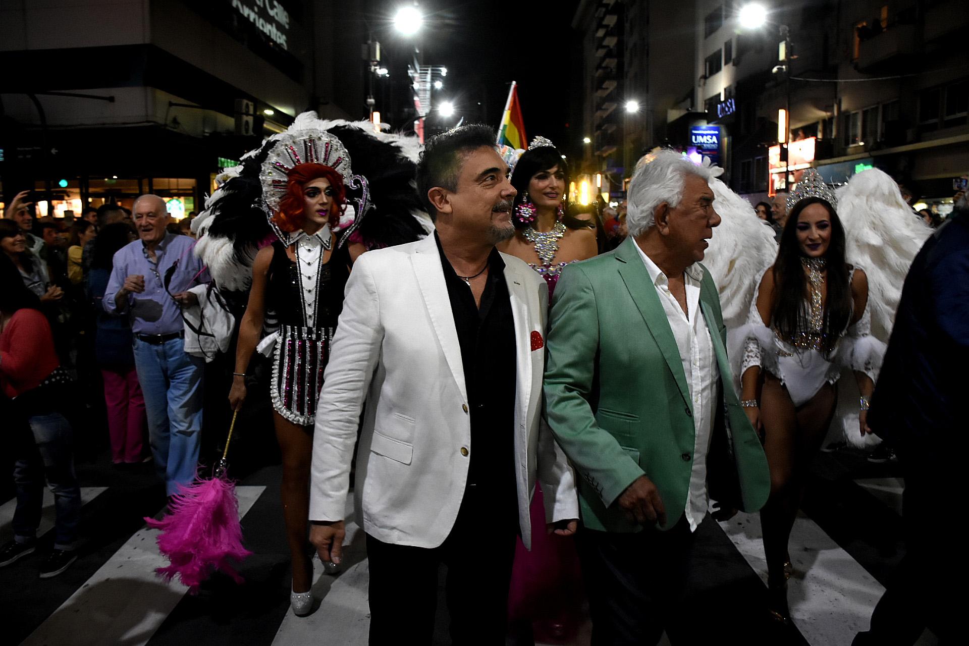 Nito Artaza y Raúl Lavié