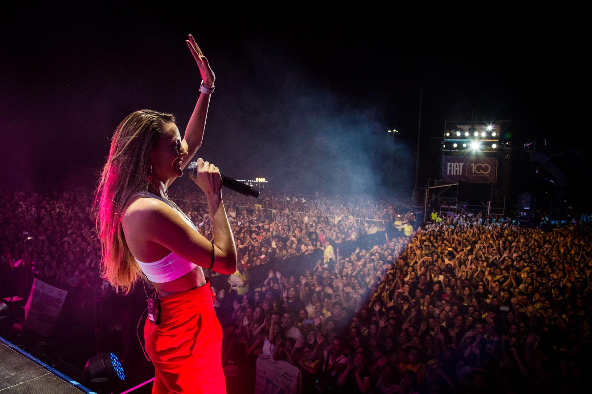 La banda, nacida en La Plata, mostró sus más de 8 años de trayectoria con un sonido festivo que nadie pudo dejar de bailar