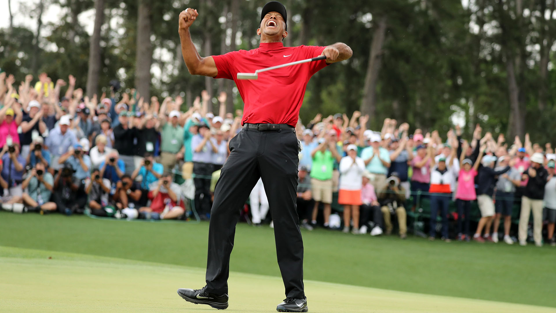 Tiger Woods REUTERS/Lucy Nicholson