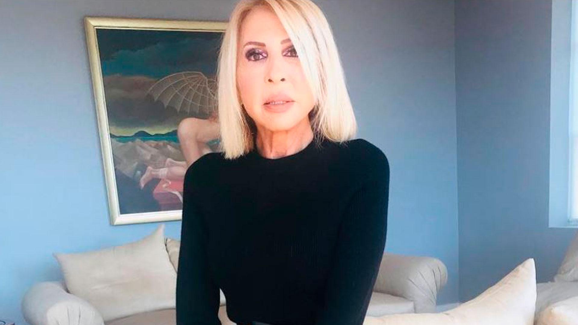 Laura Bozzo ansía volver a la televisión (Foto: Instagram)