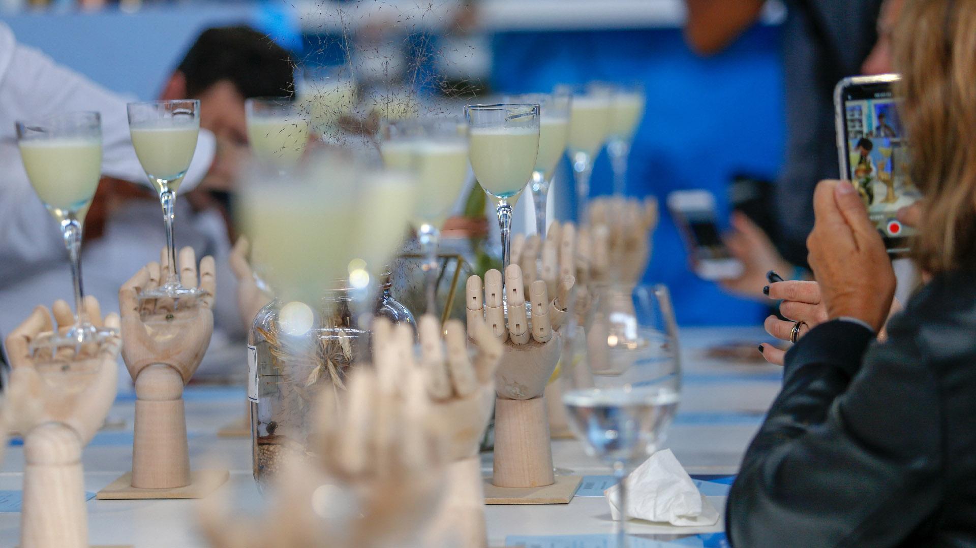 """A mediados del año pasado, Londres fue la ciudad elegido por el gin premium BombaySapphire para el lanzamiento de """"Stir Creativity""""."""
