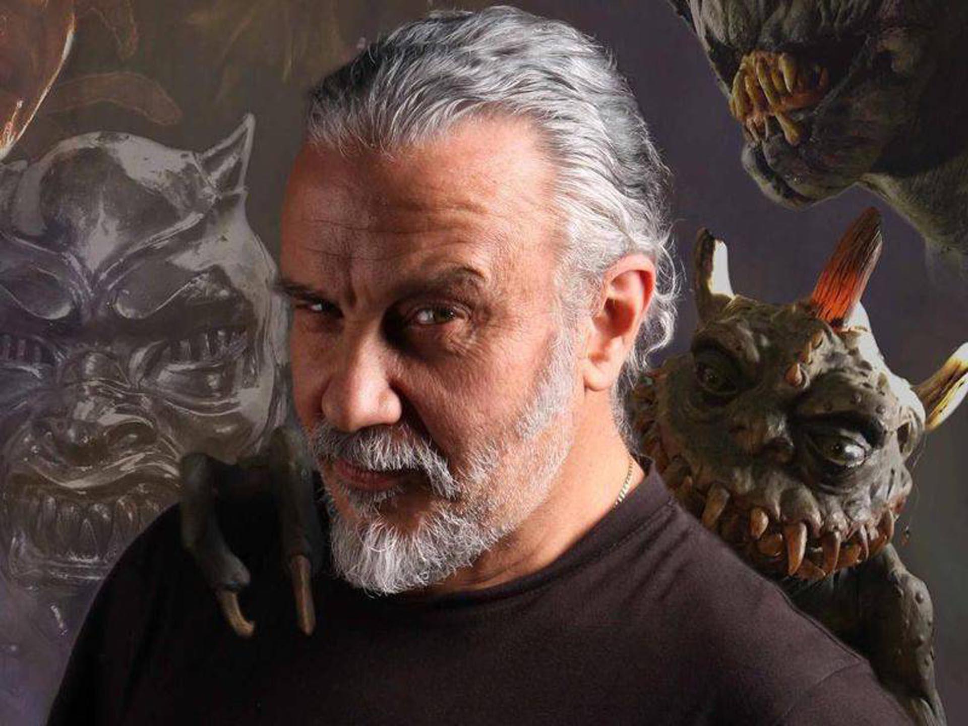 Sergio Stivaletti, encargado de los efectos especiales en las películas de Darío Argento, será uno de los principales invitados