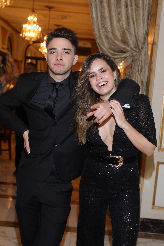 Julián Serrano y Sofía Morandi
