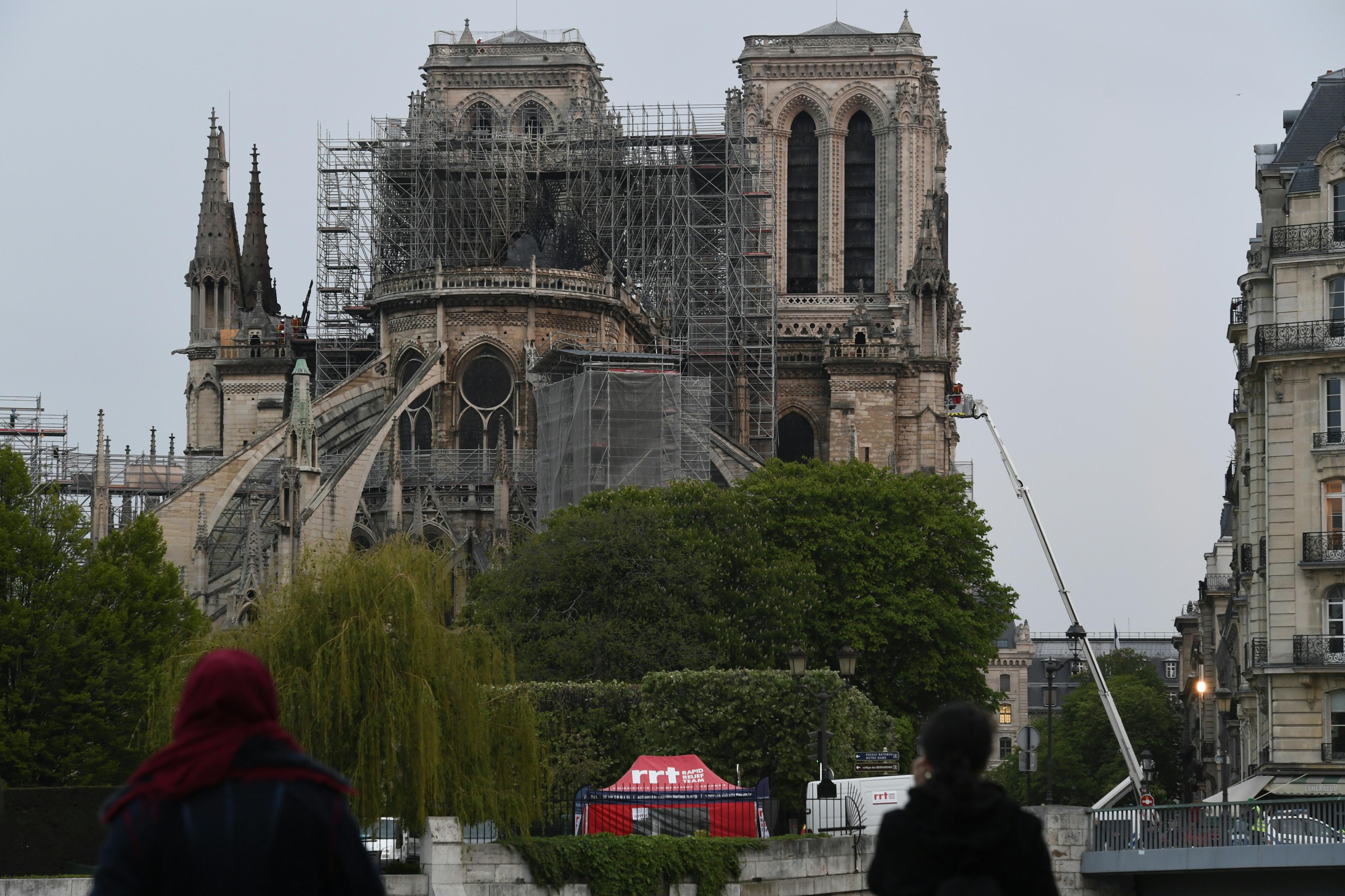 (Photo by Bertrand GUAY / AFP)